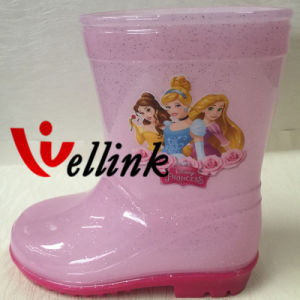 Hot Style High Quality Fashion Ladies Rb Rainboot pictures & photos