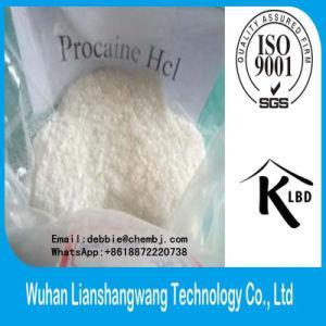 Pramoxine HCl Local Anesthetic Drug CAS: 637-58-1 White Powder pictures & photos