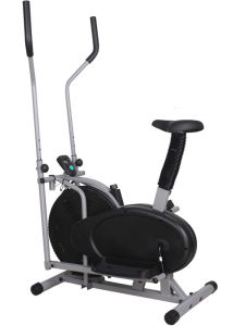 Health & Fitness Indoor Cycle Trainer Elliptical Bike pictures & photos