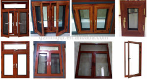 Aluminum Window and Door of Two Side Hung Window (pH-8850) pictures & photos
