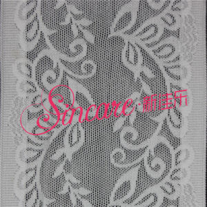 Stretch Lady Underwear Trimming Lace From Fujian Sincare