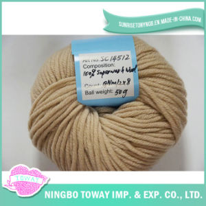 Trade Types Yarn Socks Real Knitting Wool for Sale pictures & photos