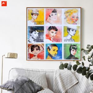 Fashion Decoration Art Painting with Frame pictures & photos
