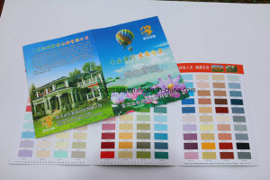 Colorful Customized Paint System Color Card Catalog pictures & photos