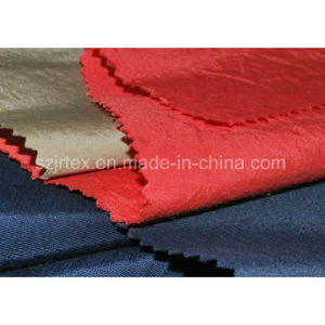 Sand Washed Cotton Nylon Fabric for Jacket pictures & photos