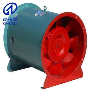 High Temperature Fire Protection Axial Flow Fan/Ventilator