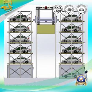 Car Vertial Auto Mechanical Parking Equipment pictures & photos