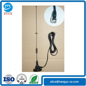 900/1800/2100MHz 5dBi GSM+3G External Magnetic Car Antenna, Strong Magnet pictures & photos