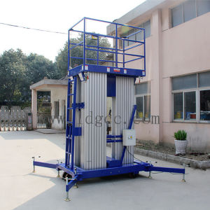 14meters Aluminium Hydraulic Aerial Work Platform (GTWY14-300SB) pictures & photos