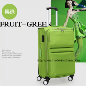 600d/1200d Polyester Soft Luggage Trolley Luggage/Luggage Bag pictures & photos