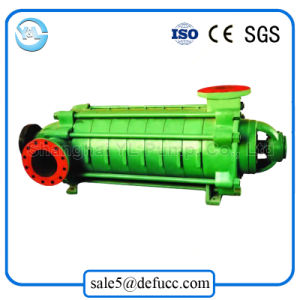 High Head Multistage Mining Pump with Electric Motor Set pictures & photos