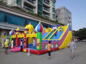Inflatable Giant Kids Playing Fun City pictures & photos