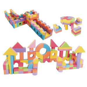 Children Toy EVA Colorful Building Blocks pictures & photos