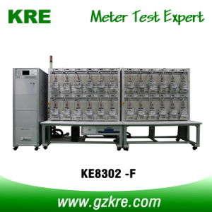 Class 0.05 24 Position Three Phase Electric Meter Test Bench with ICT for Testing I-P Close Link Meter pictures & photos