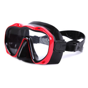 Shenzhen Factory Lightweight Anti-Leak Adult Freediving Goggle pictures & photos