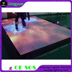 DJ Disco 12X12 Pixels Interactive LED Dance Floor Stage Lighting pictures & photos