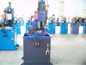 Metal Disk Saw Machine (Hydraulic Pressure) GM-Ds-350y pictures & photos