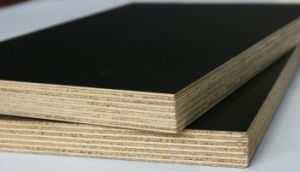 Film Faced Poplar/Eucalyptus Combi Plywood for Building pictures & photos