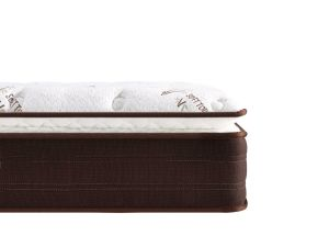 Dream Night Comfort Manufactured Cheap Micro Gel Hotel Mattress Topper pictures & photos
