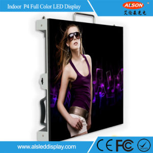 Indoor P4 Full Color Rental LED Display Screen for Stage pictures & photos