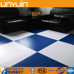Twinkle Star Effect Self Adhesive PVC Flooring pictures & photos