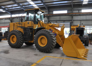 Kl966 6t Wheel Loader with Ce Certificate pictures & photos