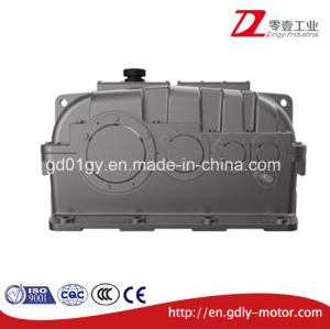 Zsy Series Double-Stage Hard Gear Face Cylindrical Gear Speed Reducer for Crane pictures & photos