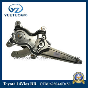 Motorcycle Parts Window Regulator 14vios OEM 69803-0d150 pictures & photos