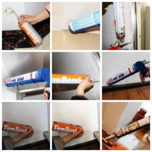 High Density 500ml Polyurethane Adhesive pictures & photos