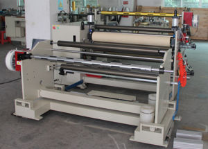 Automatic Slitting-Rewind Wf1600b Machine pictures & photos