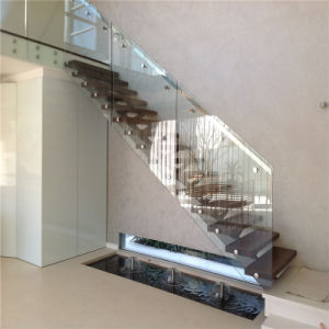 Stainless Steel Standoff Frameless Balcony Staircase pictures & photos