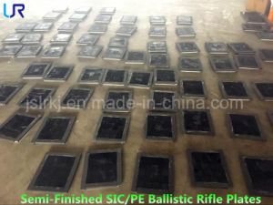 Sic/PE Bulletproof Plate III / IV Rating pictures & photos
