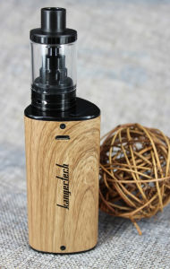 Artfully Designed Kanger K Kiss Ecig with Wood Grain Color pictures & photos