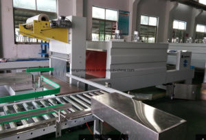 Full Automatic Heat Shrink PE Film Film Wrapping Packing Machine for Carton pictures & photos