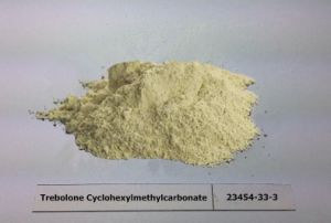 High Quality Raw Powder Steroids Trenbolone Cyclohexylmethylcarbonate (CAS 23454-33-3) pictures & photos