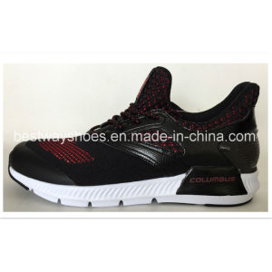 Tideway Sneaker Fashionable Mesh Fabric Shoes pictures & photos