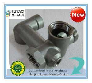 Stainless Steel/Aluminum Investment Casting and CNC Machining pictures & photos