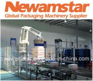 Fully Automatic Robot Palletising Machine pictures & photos
