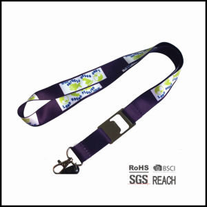 Bottle Opener Mobile Phone Sublimation Lanyard Keychain pictures & photos