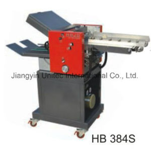 Hot Selling Items High Speed Paper Folder Machine From China Hb 384s pictures & photos
