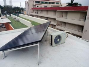 Save Electricity 60-95% on-Grid Split Solar Power Air Conditioner pictures & photos