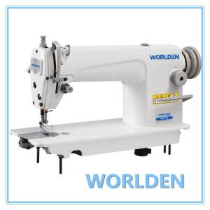 Wd-8700 High-Speed Single Needle Lockstitch Machine pictures & photos