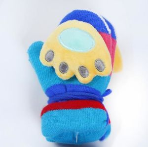 2017 Children Cartoon Toy Gloves pictures & photos