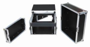 "19"" AMP Rack Mixer Flight Case pictures & photos"