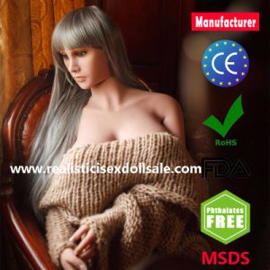 158cm Solid Sex Dolls with Vagina Adult Products for Men pictures & photos