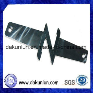 Metal Machined Part, Stainless Steel Battery Bracket for Car (DKL-M039)