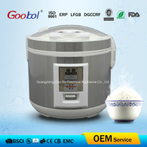 3D Keep Warm Function Double Inner Lid Deluxe Rice Cooker pictures & photos