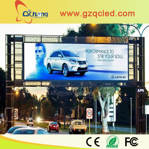 Outdoor High Brightness RGB P10 Waterproof LED Display pictures & photos