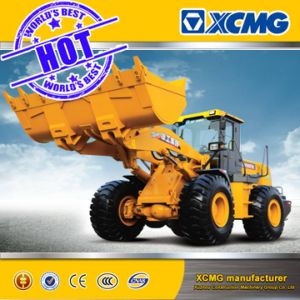 XCMG Official 5ton 3.0m3 Wheel Loader for Hot Sale Lw500fn pictures & photos