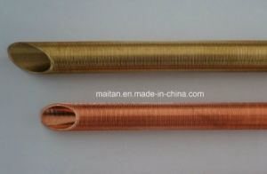 ASTM B359 C12200 Copper Low Fin Tubes for Cooler pictures & photos